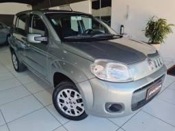 Lindo Fiat Uno Vivace 1.0 Completo 2013 Cinza!!!