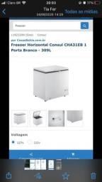 Freezer 309lt Horizontal Consul
