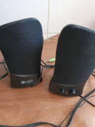 Caixinha de som para computador