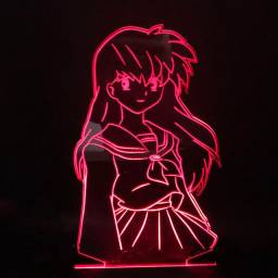 Linda Luminária anime