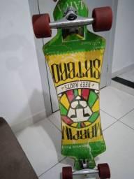 "Skate Longboard ""Jamaica"""