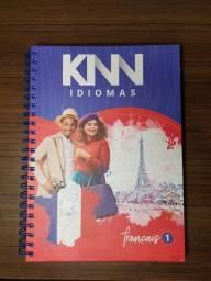 Livro 01 de francês KNN