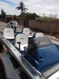 Barco Gênova motor 40