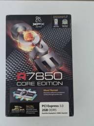 Placa de Vídeo Radeon XFX R7850