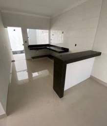 Casa nova com acabamento diferenciado - bairro Jardim Brasília