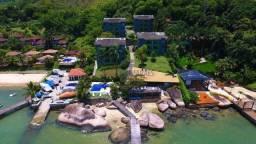 Lindo apartamento com deslumbrante vista para o mar de Angra.