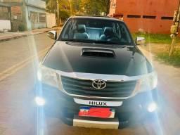 Hilux 2012 top de linha, impecável !!! Veículo de procedência