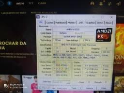 Troco PC Gamer FX4300 4 nucleos 3.80ghz+Placa video