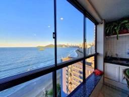 Frente Mar, 3 dormitórios no Ed. Tour Royale em Balneário Camboriú