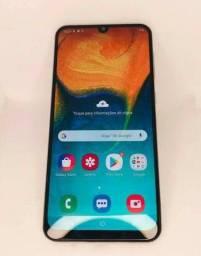 Samsung a30 64gb + 4 de ram impecável