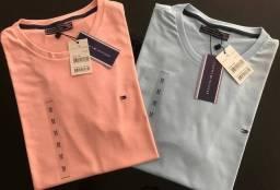 camisetas basicas atacado minimo 10 pcs tommy
