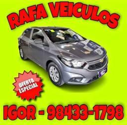 Título do anúncio: Chevrolet Onix Joy 1.0 2020 aqui na RAFA VEICULOS gvu78**