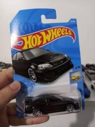 Vendo ou troco Hotwheels Civic Si Preto