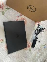 Notebook Dell  Core i5  8ª Geração  8gb  ssd 240  Tela 15,6 Led Placa Video Radeon 2 gb