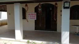 Casa de Praia Familiar- Aluguel - Ilha de Vera Cruz