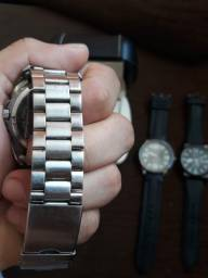 Vendo 3 relógios