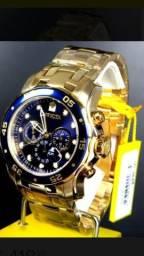 Relógio De ouro Invicta Original