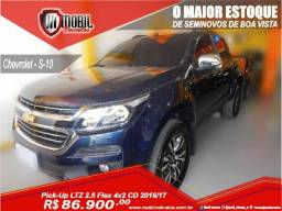 Chevrolet S-10 Pick-Up LTZ 2.5 Flex 4x2 CD - 2017