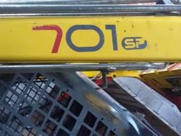 Vendo mini carregadeira Wacher