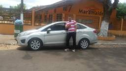 Ford New Fiesta 1.6 sedam - 2012