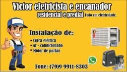Eletricista responsável
