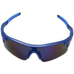 Óculos de Sol e proteção Anti-Explosão UV400 azul Sapphire