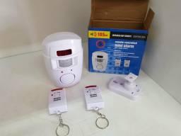 Alarme sensor para casa e comércio