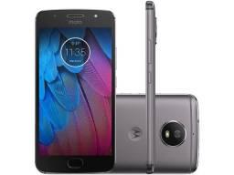 Motorola Moto G G5s Platinum 32gb Dual Android 7 Novo