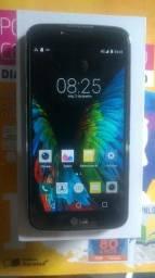 LG K10 lite 32 gb com caixa e acessorios conpleto