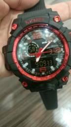 8ef8dc172e3 Relógio masculino original a prova d água novo com garantia