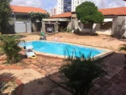Mansão no Papicu piscina