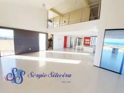 Casa no Porto das Dunas vista mar com 4 suítes piso porcelanato