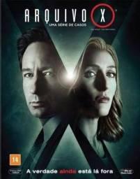 Arquivo X Dvd primeira temporada