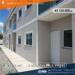Apartamentos Pronto para Morar - 125 mil