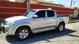 Hilux srv t diesel aut - 2014