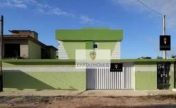 Casa tipo apartamento com quintal, Jardim Bela Vista/ Rio das Ostras.