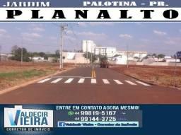 Terreno em Palotina-Pr. Area central direto com a Loteadora