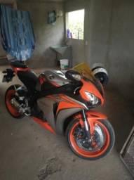 Moto Honda rr Fireblade 1000 - 2010