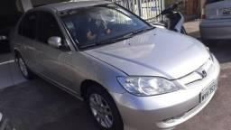 Honda Civic 2004 completo, em perfeito estado - 2004