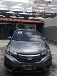 Honda Fit 2015 mecânico com 1 ano de garantia - 2015