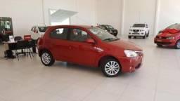 Toyota Etios XLS 1.5 Flex 16v - 2013