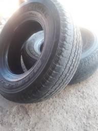 2 pneus 16 para caminhonete