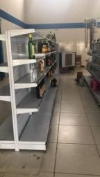 Gôndolas, geladeiras e etc