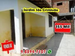Vendo Casa no Jardim São Cristóvão