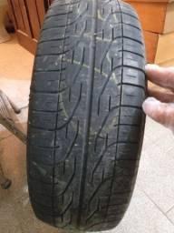 Roda ferro completa aro 14 pneu 185 65 pirelli p6000