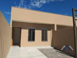 Casa com 2 dormitórios à venda, 62 m² por R$ 177.000,00 - Jardim Montecatini - Londrina/PR