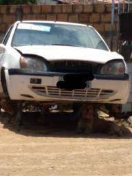 Carro para retirada de peças