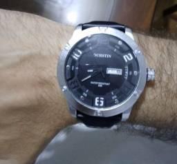Relógio Ochstin De Luxo Quartzo - Couro