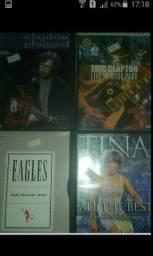 DVDs originais em estado de novos. Raridades.11 pelo preço de 3