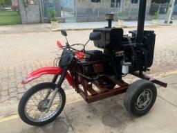 Gerador 8kva. Motor a diesel